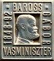 Gábor Baross plaque Szentes Baross10.jpg