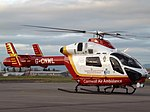 G-CNWL Explorer MD900 Helicopter Specialist Aviation Services Ltd (31648904603).jpg