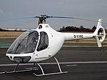G-VVBZ Guimbal G2 Helicopter (32843703172).jpg