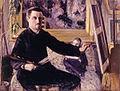G.Caillebotte - Autoportrait au chevalet.jpg