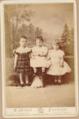 G.L.Formosa, Cabinet portrait of three children.png