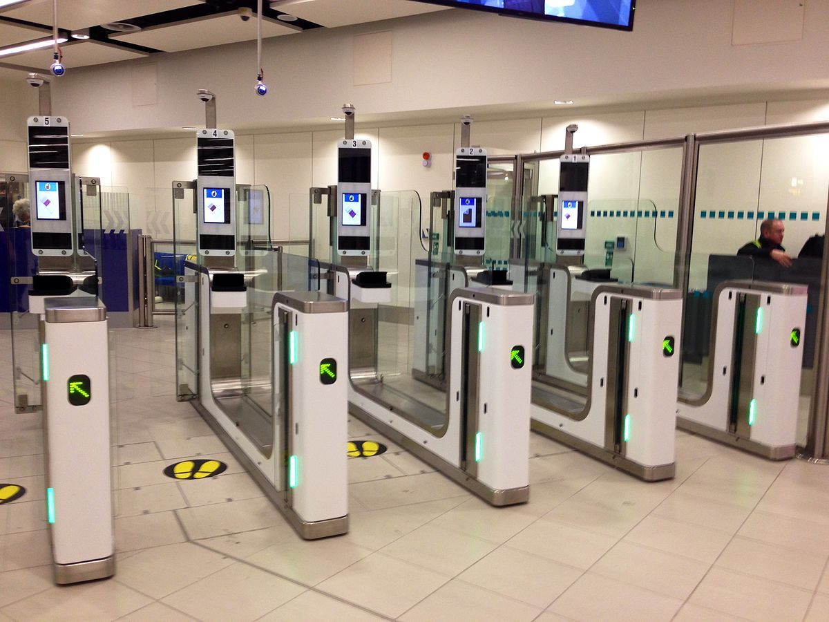 e-Gates Coming to Philippine Airports