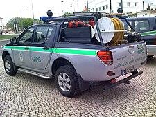 GNR-GIPS vehicle157