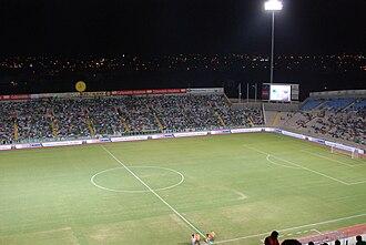 GSP Stadium - Omonia FC against Manchester CIty