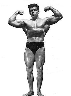 Gaétan DAmours Canadian bodybuilder