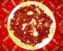 Punjabi cuisine wikipedia gajar ka halwa dessert made from carrot forumfinder Gallery