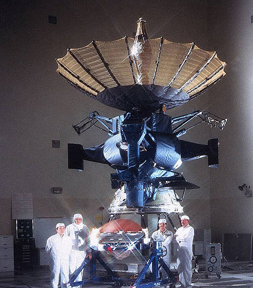 Galileo in 1983