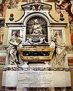 T�mulo de Galileu na bas�lica de Santa Croce em Floren�a