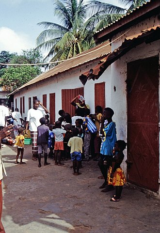 Tourism in the Gambia - Bakau
