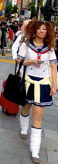 Ganguro Wikipedia