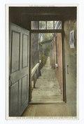 Garden Door, Longfellow's Old Home, Portland, Me (NYPL b12647398-75806).tiff