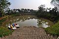 Garden Pond - Prayas Green World Resort - Sargachi - Murshidabad 2014-11-29 0204.JPG