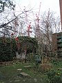 Garden near St Giles Churchyard, Camden, London.jpg