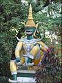 Gardien du Vat Simuang (Vientiane) (4348194623).jpg