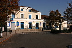Station Montgeron - Crosne