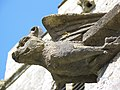 Gargoyle, St Peter's Church, Codford St Peter - geograph.org.uk - 953156.jpg