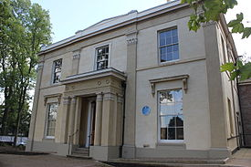 Gaskell House Plymouth Grove front