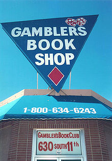 Sports gambling bookstore addicted to gambling statistics