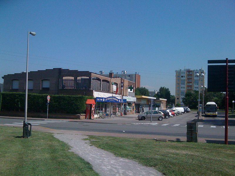 Quartier du Grand Steendam à Coudekerque-Branche