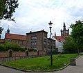Gdańsk Stare Miasto, Nad Kanałem Raduni (widok od ulicy Wodopój).jpg