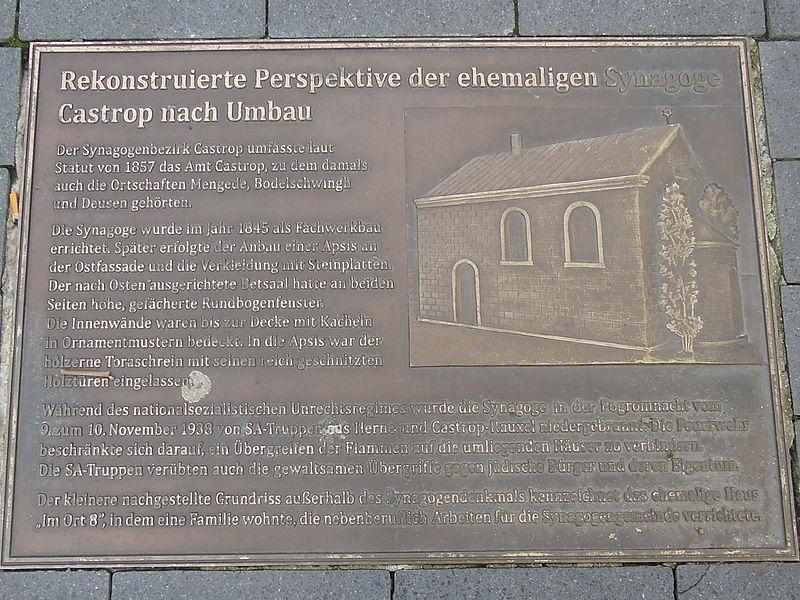 File:Gedenktafel Alte Synagoge Simon Cohen Platz.jpg