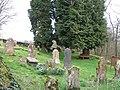 Gelinos Cemetery near Llanwrtyd Wells - geograph.org.uk - 157531.jpg