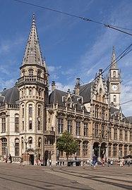 Gent, het oud Postkantoor oeg25159 IMG 0709 2021-08-15 12.18.jpg