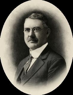 George P. B. Alderman American architect