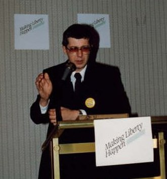 Libertarian Party of Canada - George Dance