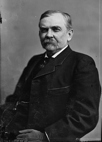George Graham Vest - Senator Vest