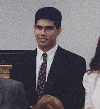George P. Bush - Bush in 1992