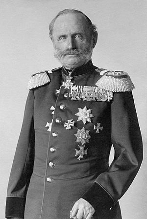 George, King of Saxony - Photograph by Nicola Perscheid c. 1900