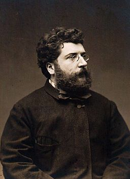 Georges Bizet (flipped)