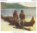 German Language Postcard of Natives of Truk, Micronesia.png