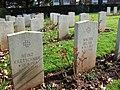German graves, Exeter Higher Cemetery - geograph.org.uk - 695551.jpg