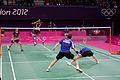 Germany - Badmitnon 2012 Olympics.jpg