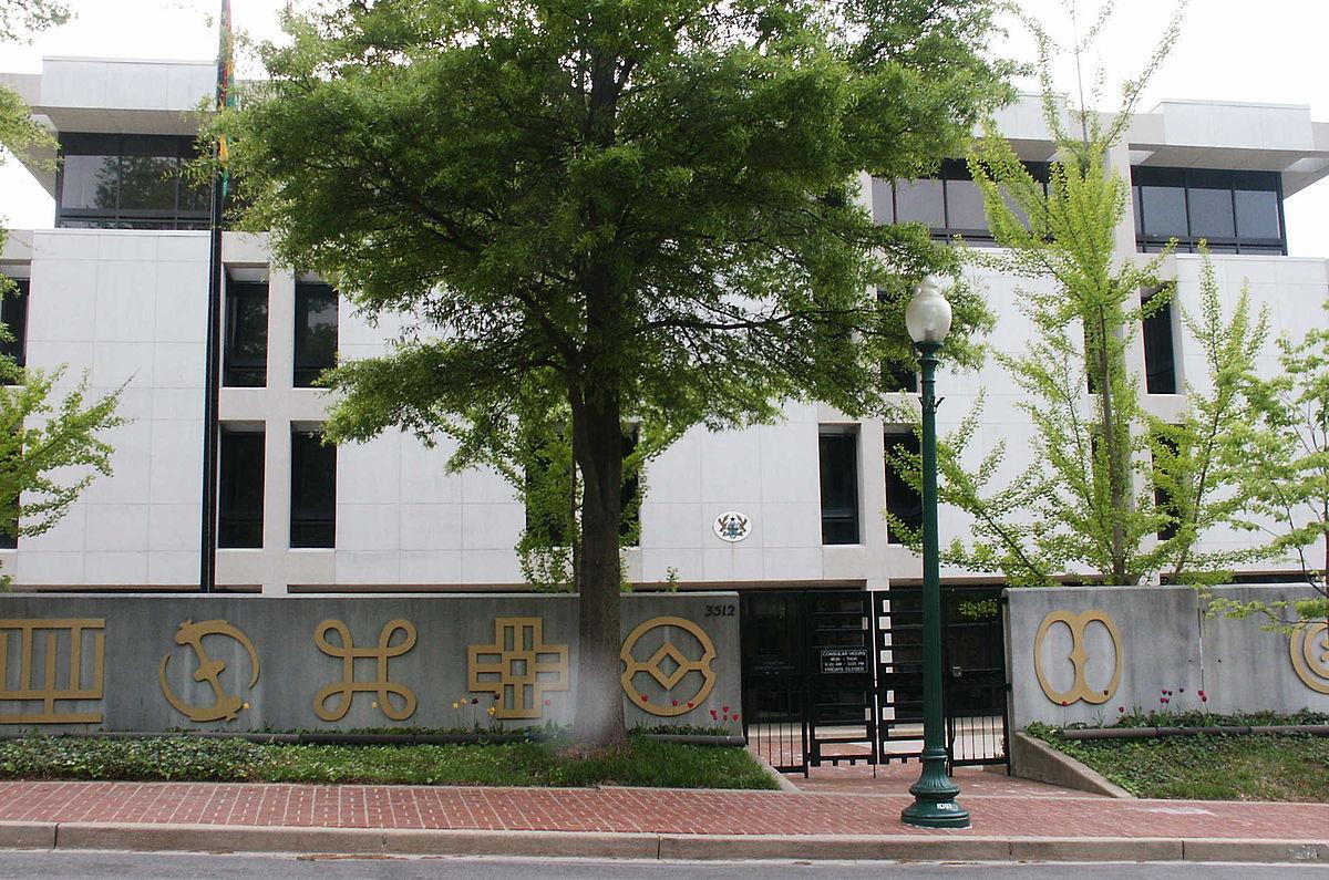 Belgium Embassy New York City
