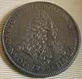 Gian Gastone granduke of tuscany coins, 1723-1737, tallero d'argento 1725.JPG