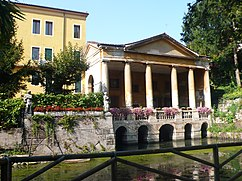 Logia Valmarana, Vicenza (1556)