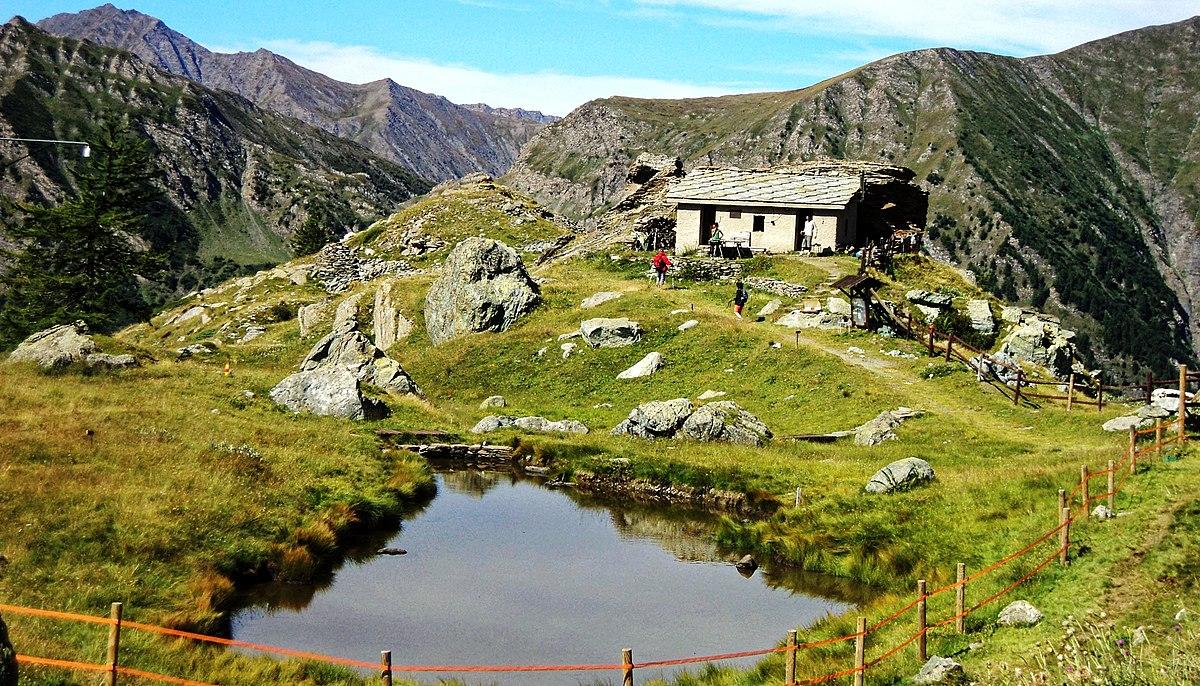 Giardino Botanico Alpino Bruno Peyronel Wikidata
