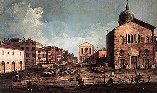 Vue de San Giuseppe di Castello