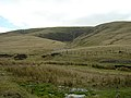 Glen on North Flank of Stood Hill - geograph.org.uk - 158387.jpg