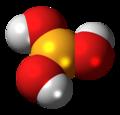 Gold(III) hydroxide molecule spacefill.png