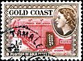 Gold Coast Stamp Elizabeth 1953 ½ d.jpg