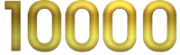 Golden number 10000.png