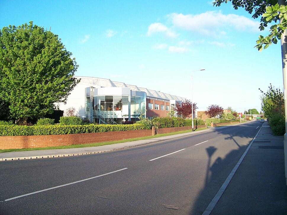 Goldenfry Factory