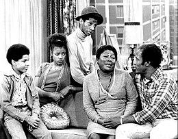 Good Times the Evans family 1974.JPG