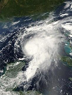 Hurricane Gordon (2000) Category 1 Atlantic hurricane in 2000