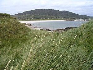 Errisbeg - A view of Errisbeg from Gurteen Bay.