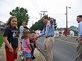 Gov. Warner at the Buena Vista Labor Day Parade (235247295).jpg